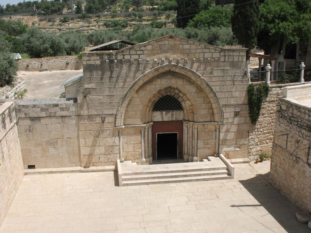 01_Mary's_Tomb_Jerusalem